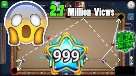 8 ball pool 999 level maximum video