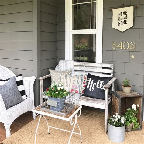 Spring Front Porches Lolly Jane