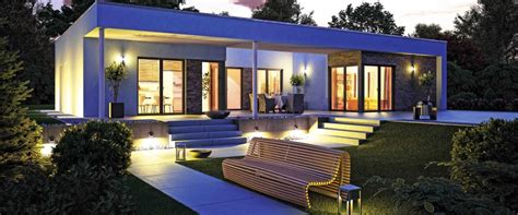 Moderne Häuser Ebenerdig by 220 Berraschend Individuelle H 228 User Okal Pixx Agentur