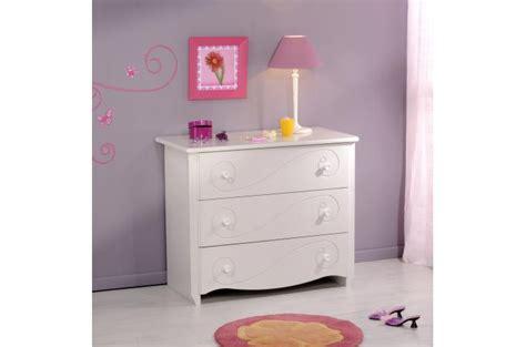 commode chambre blanc laqué commode pour chambre enfant blanc laqué astrid design sur