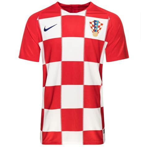 Croatia Home Shirt World Cup Unisportstore