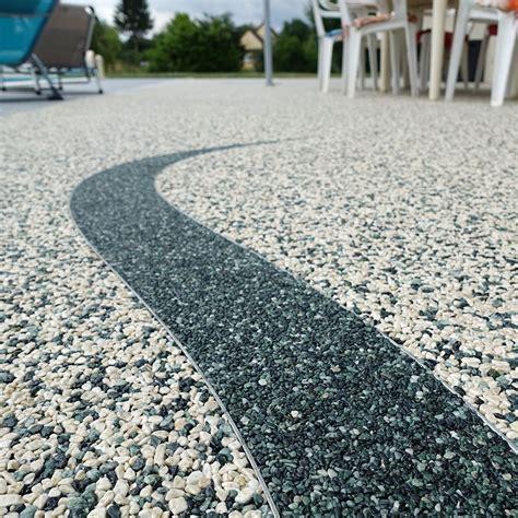 terrasse en moquette de pierre marbreline terrasse