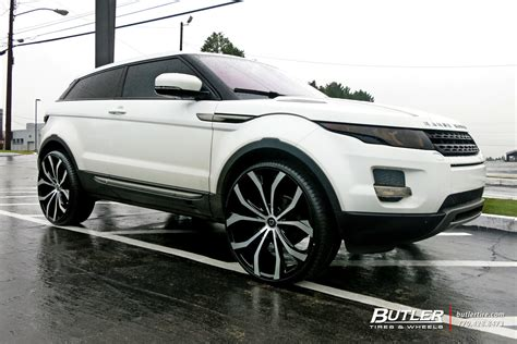 land rover evoque   lexani lust wheels exclusively