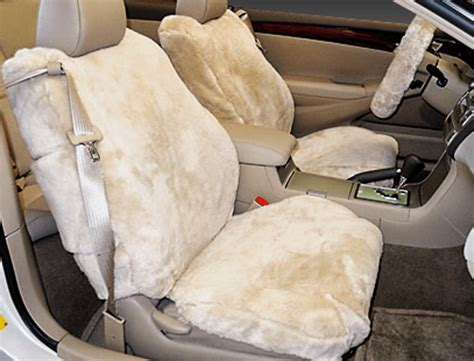 sheepskin seat covers review velcromag