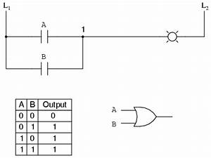 digital logic functions ladder logic electronics textbook With picaxeprogrammingtestcircuitschematicpng