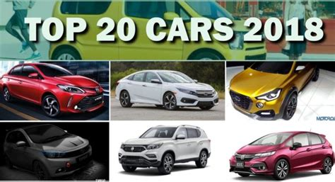 Top 20 New Cars Coming To India In 2018 Motoroids
