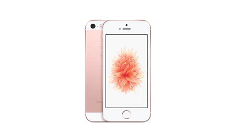 iPhone SE 32GB Rose Gold - Apple