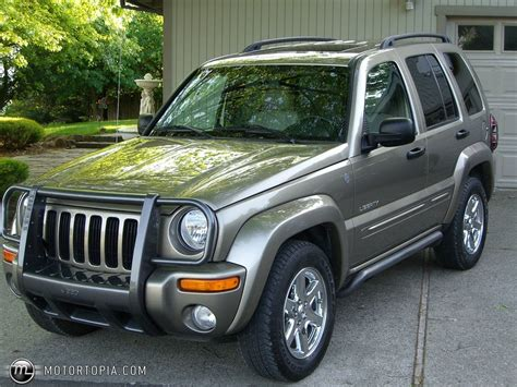 Jeep Liberty Wallpaper by Jeep Liberty 2004 Wallpaper 1024x768 36227