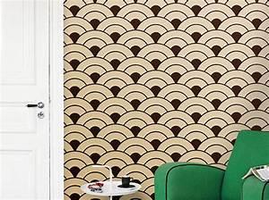 Papier Peint Deco : laissez vous tenter par le papier peint adh sif elle ~ Voncanada.com Idées de Décoration