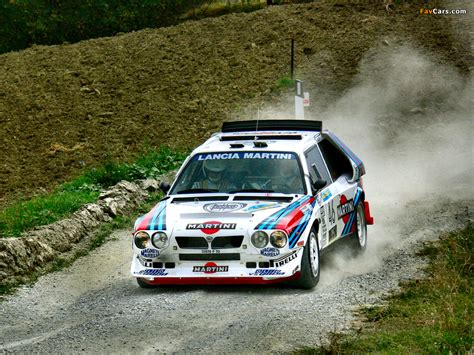 Wallpapers Of Lancia Delta S4 Gruppo B Se038 1986 1024x768