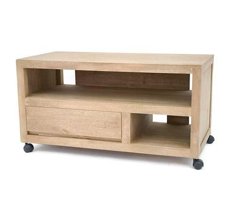 ikea meuble de cuisine bas meuble tv vidéo sur roulettes calveth 5397