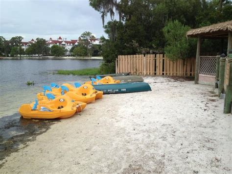 Paddle Boat In Spanish by Spare Room Picture Of Bryan S Spanish Cove Orlando
