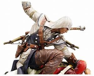 Assassin's Creed   Connor - The Last Breath Figurine   Ubi ...