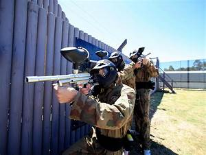 Adult Paintballing Packages   Great Day Out   Delta Force ...  Paintball