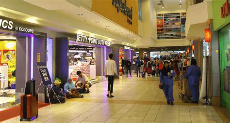 tempat shopping  langkawi   tips bercuti