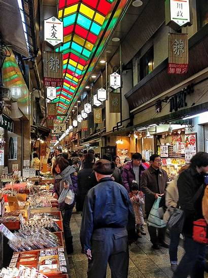 Market Nishiki Kyoto Foodicles