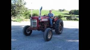 1957 International 350 Tractor For Sale