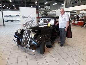 Citroen Poitiers : une v ritable traction 7c de 1934 chez le concessionnaire citro n de poitiers ~ Gottalentnigeria.com Avis de Voitures