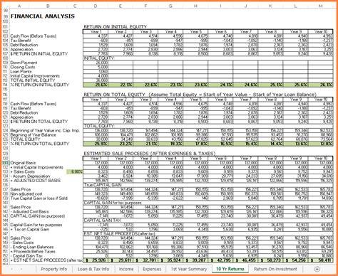 excel rental property spreadsheet excel spreadsheets