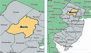 Morris Co : morris county new jersey map of morris county nj where is morris county ~ Watch28wear.com Haus und Dekorationen