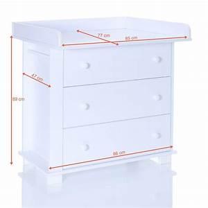Meuble A Langer : meuble table a langer grossesse et b b ~ Teatrodelosmanantiales.com Idées de Décoration