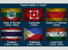 Puppet states of Japan image Historical Flags Mod for