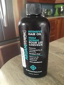 Argan Magic Intensive Hair Oil Reviews In Hair Care