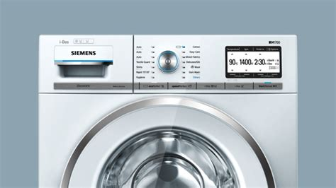 Siemens Waschmaschine I Dos by Iq700 Washing Machines Siemens