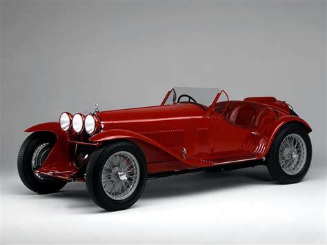 Alfa Romeo 8c 2300 Spider Corsa 193134