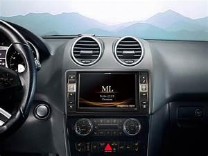 Laderaumabdeckung Mercedes Ml W164 : advanced navi station alpine style produkt f r mercedes ~ Jslefanu.com Haus und Dekorationen