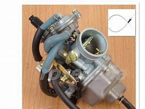 Carb Fro Honda Trx 250 Trx250 Recon Carburetor 1997