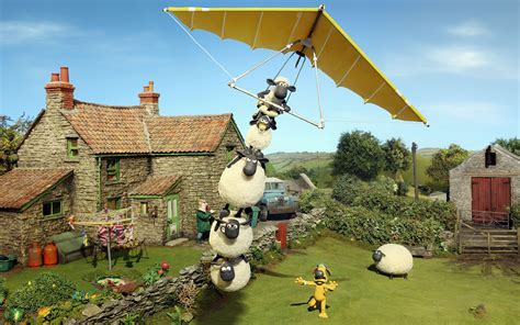 Shaun The Sheep Wallpapers Hd Wallpapers Id 15591
