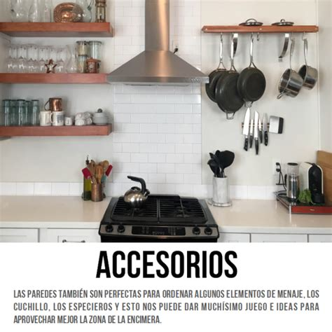 tips  decorar cocinas pequenas selecta