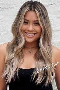 Coupe Cheveux Longs Femme : nouvelle tendance coiffures pour femme 2017 2018 21 les plus belles coups de cheveux pour ~ Dallasstarsshop.com Idées de Décoration