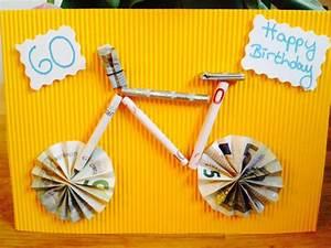 Fahrrad Aus Geldscheinen Falten : die besten 17 ideen zu geldgeschenk fahrrad auf pinterest ~ Lizthompson.info Haus und Dekorationen