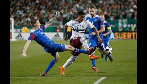 México derrotó a islandia este viernes en california, en partido amistoso fifa. México vs Islandia: goles, resultado y resumen de jugadas de amistoso rumbo a Rusia 2018 ...
