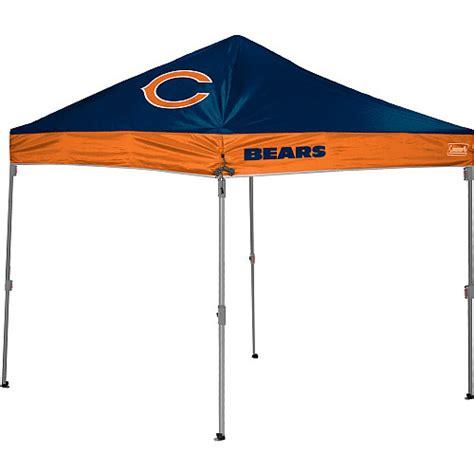 football canopy tailgate tents football fan gear