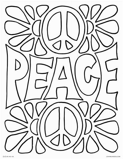 Coloring Peace Sheets Inspirational Printable Adult Adults
