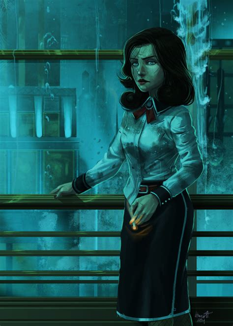 Fan Art Burial At Sea Fall Of Rapture Ver By