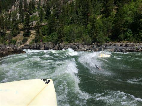 river wave wyoming surf culture legit report snowbrains wipeout