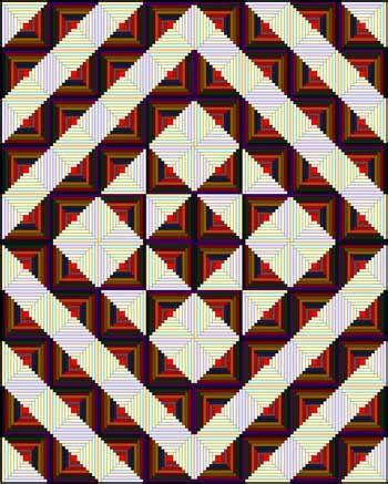 log cabin quilt patterns log cabin quilt designs