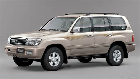 Toyota Land Cruiser Picture by 1998 Toyota Land Cruiser 100 Pictures Information And