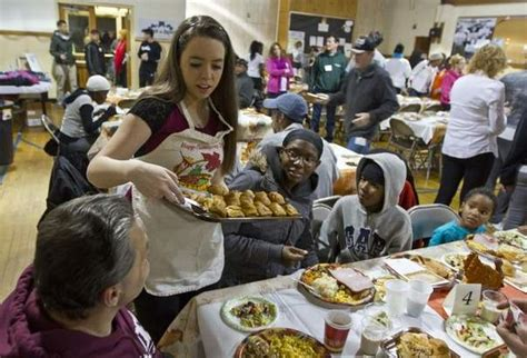 soup kitchen dallas missouri soup kitchen treats diners with dignity
