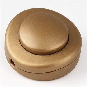 Fußschalter 2 Polig : fu tretschalter fu schalter schnurschalter gold 65x30mm 250v 2a f r 4 95 ~ Watch28wear.com Haus und Dekorationen