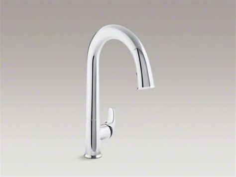 kohler sensatetm touchless kitchen faucet  black