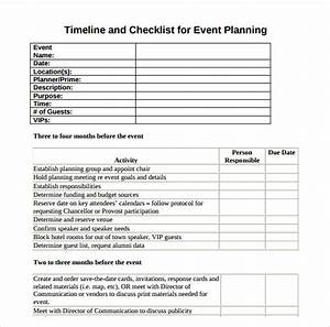 Timeline Of Events Template Word Free 8 Event Timeline Templates In Pdf Ms Word