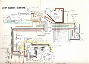 I Need The Wiring Diagram For A 1973 50 Hp Evinrude