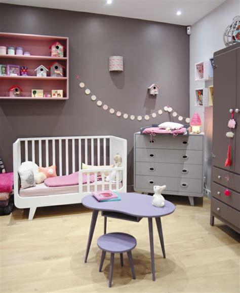 chambre fille et gris la chambre à coucher fraîcheur en gris oui c 39 est possible