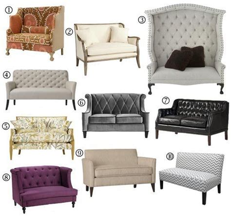 Small Sofas And Loveseats by Best 25 Small Sofa Ideas On Neutral Sofa