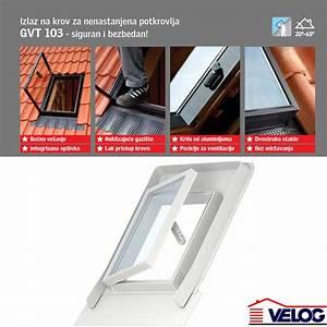 Velux Gvt 103 : velog velux izlaz na krov izlaz na krov svetlarnik za nenastanjena potkrovlja gvt 103 ~ Watch28wear.com Haus und Dekorationen
